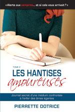Les hantises amoureuses tome 2, couverture